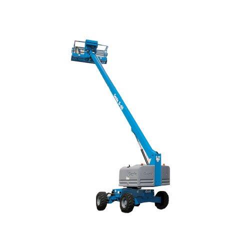 Genie S40 Telescopic boom lift rental by US Aerials & Equipment Rental