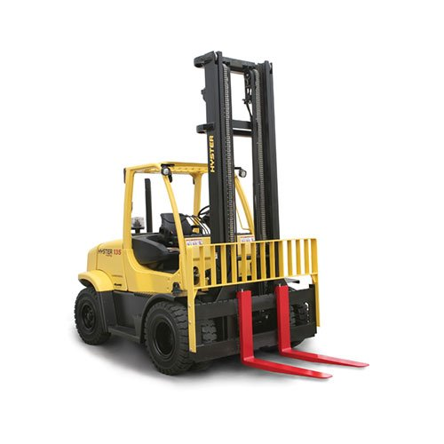 Hyster H155FT Industrial forklift rental by US Aerials & Equipment Rental
