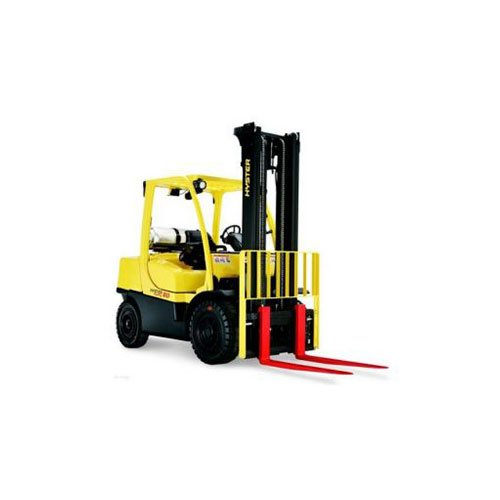 Hyster S155XL2 industrial forklift rental by US Aerials & Equipment Rental