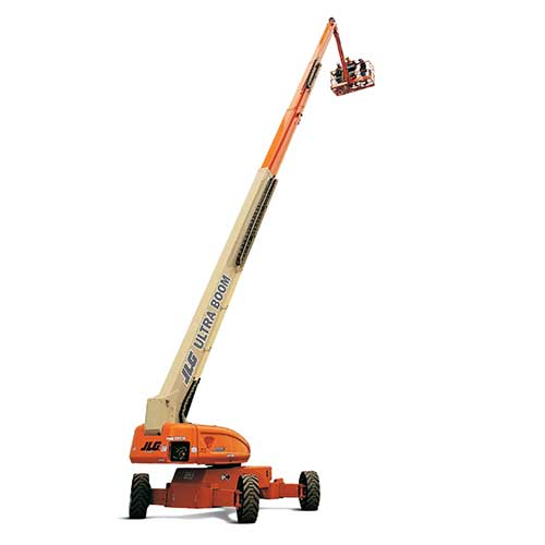 JLG 1350SJP telescopic boom lifts rental by US Aerials & Equipment Rental