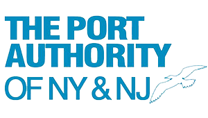 The Port Authority of NY & NJ logo, certified MBE equipment rental company, US Aerials & Equipment Rental